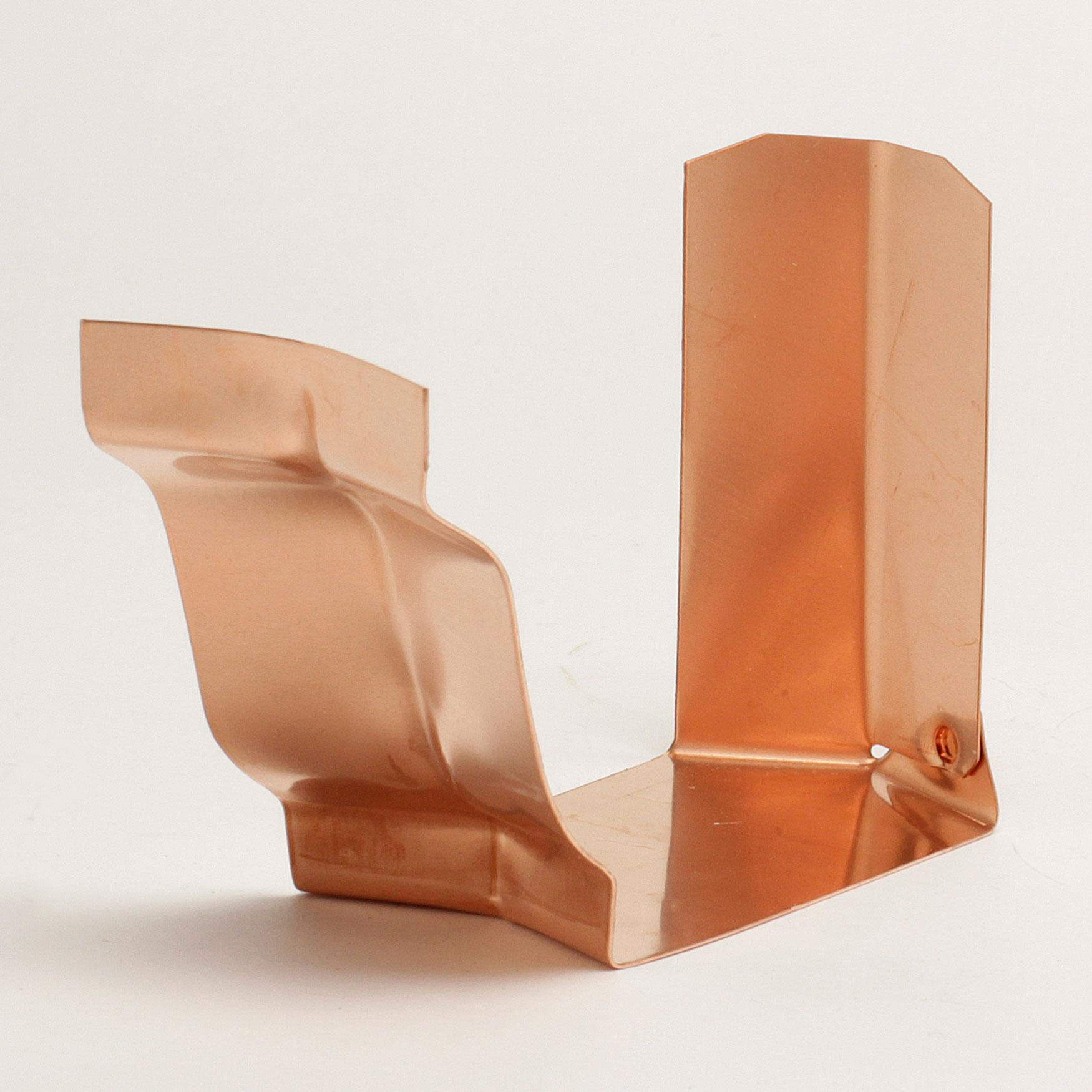 "5"" Inside Bay Strip Miters ""K"" Style - Copper"