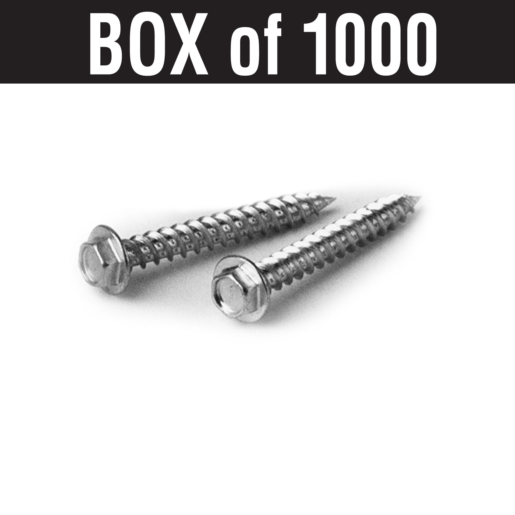 #10 Woodgrip Screws – 3""