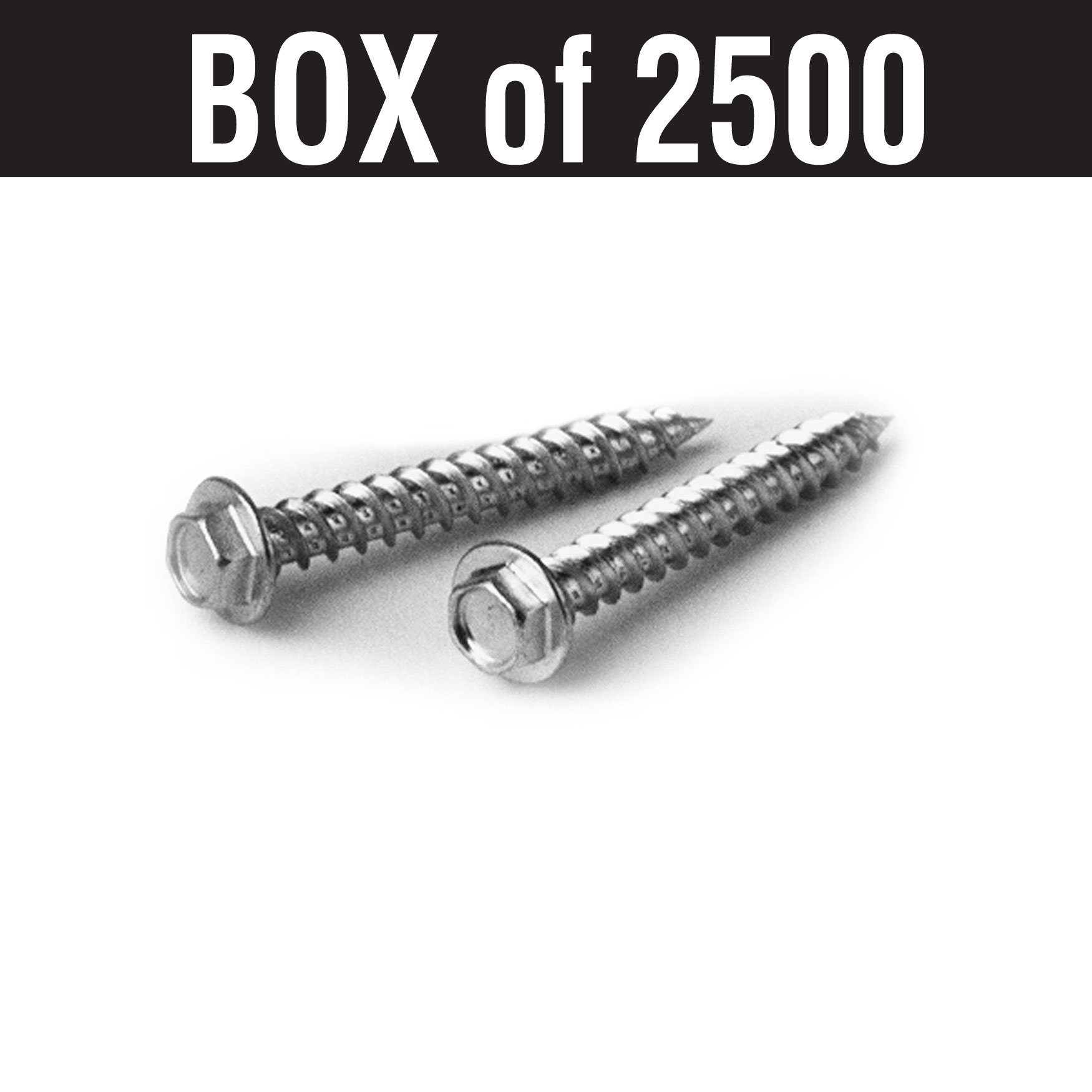 #10 Woodgrip Screws – 1 ½""