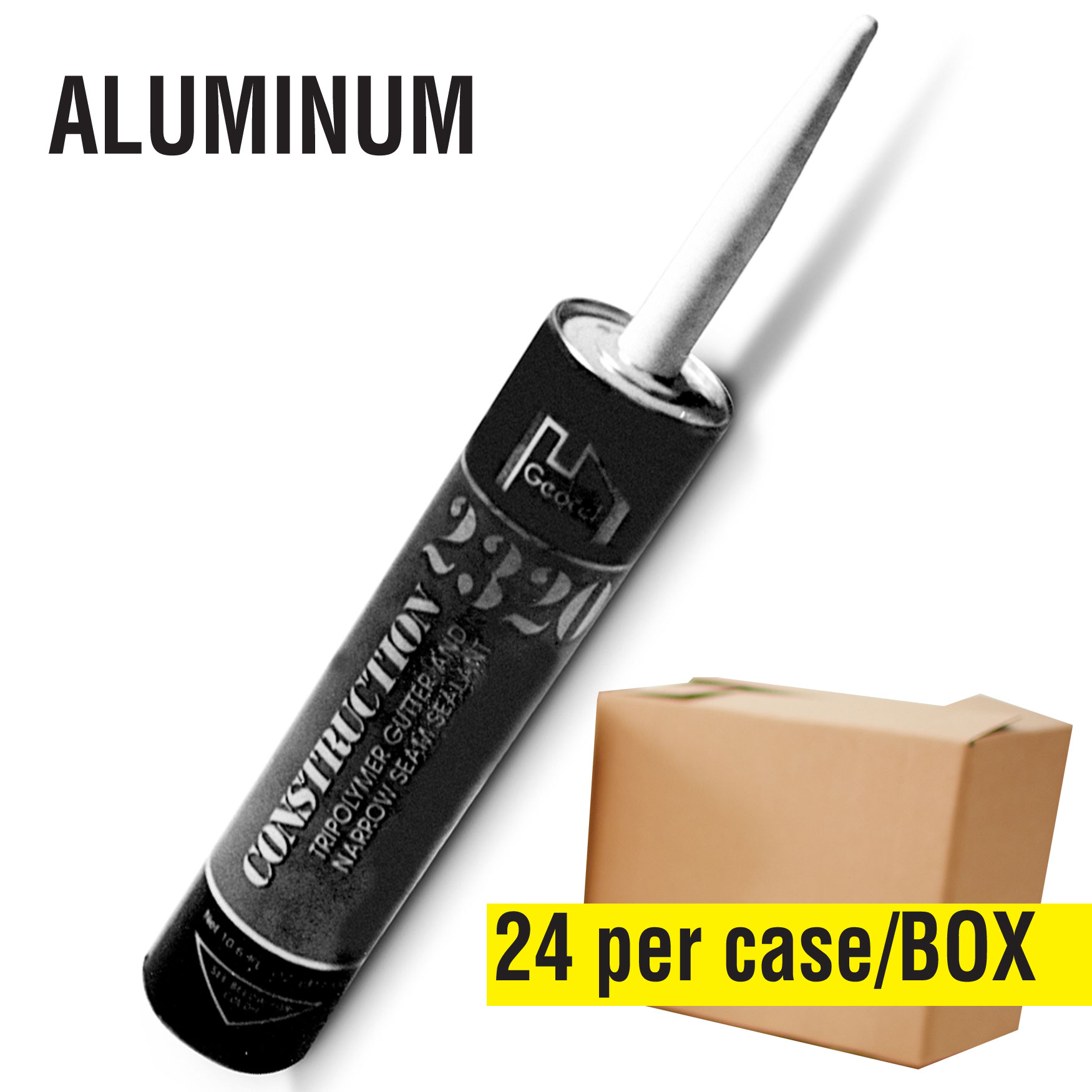 Geocel 2320 - Aluminum